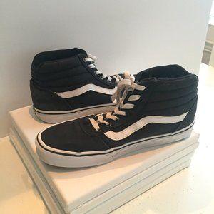 Vans Hi Top Shoes